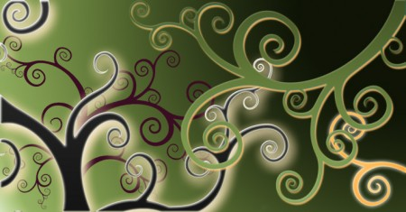 Free Swirl Trees