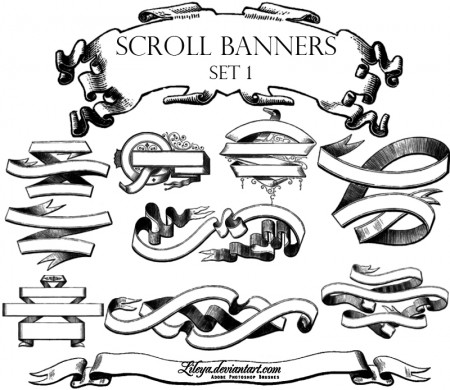 Free Scroll Banners