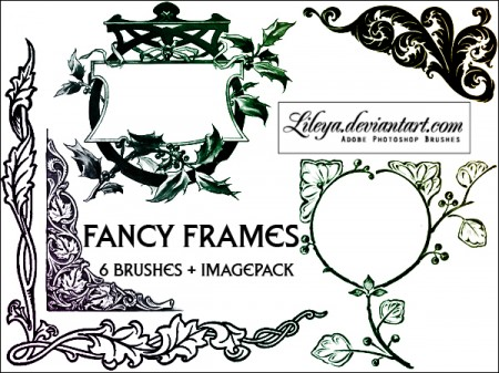 Free Fancy Frames