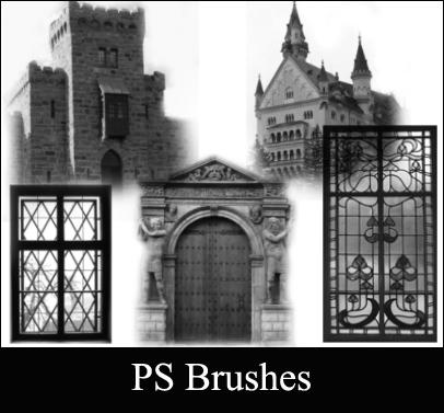 Free Castle brushes