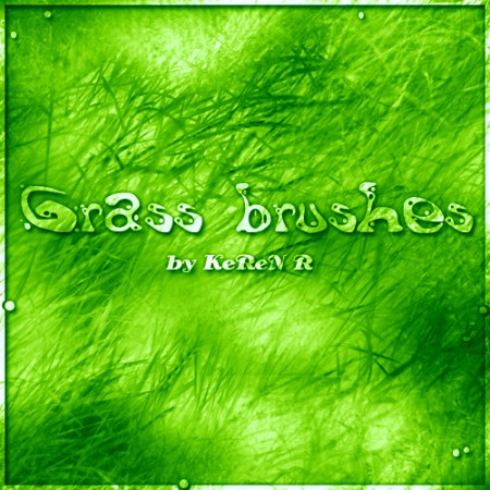 Free Grass Brushes