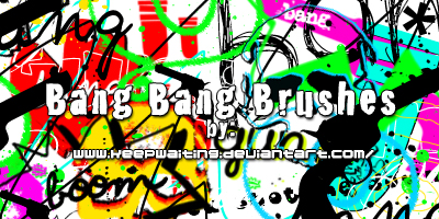Free Bang Bang Brushes