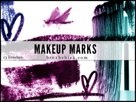 Free Makeup Marks