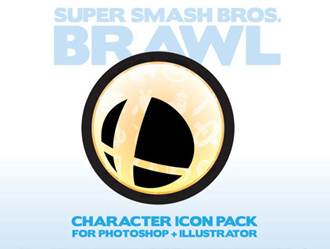 Free Character Icon Pack