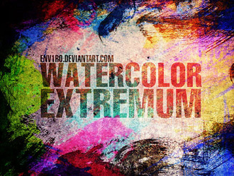 Free Watercolor Extremum