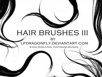 Free Hair Brushes 3