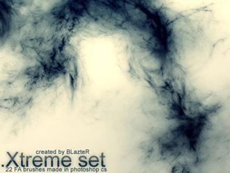 Free Xtreme Brush Set