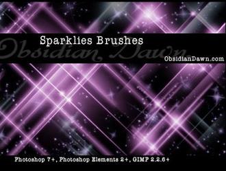 Free Sparklies Brushes