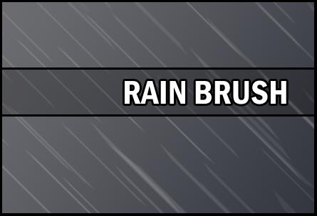 Free Rain brush