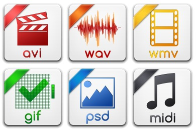 Free Iconset: Basic Filetypes 1 Icons by TraYse101