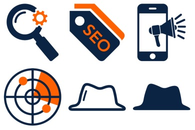 Free Icons: Iconset: SEO Icons by DesignBolts | Computers