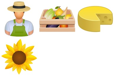 Iconset: Agriculture Icons by XAML Icon Studio