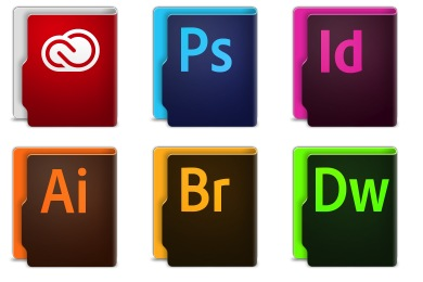 Free Iconset: Aquave Adobe CC Icons by theBassment