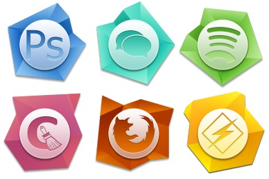 Free Iconset: Prime Dock 2 Icons by neiio