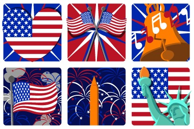 Free Iconset: Independence Day Icons by Edward Dennis