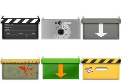 Free Iconset: Stacks Icons by nemone