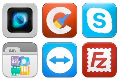 Free Iconset: Baco Flurry 2 Icons by myBaco