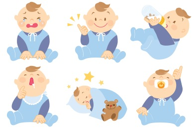 Free Iconset: Baby Boy Icons by DaPino