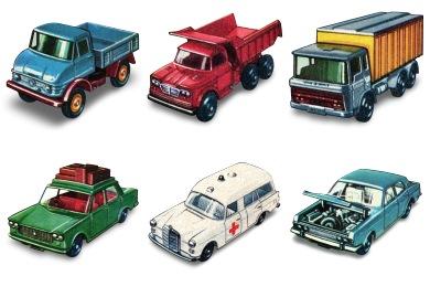 Free Iconset: 1960 Matchbox Cars Icons by Bart Kowalski