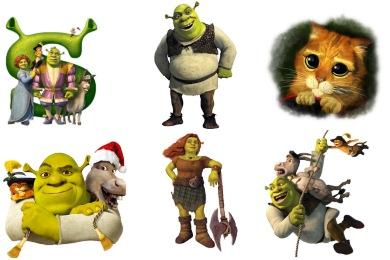 Free Iconset: Shrek Icons by Majdi Khawaja