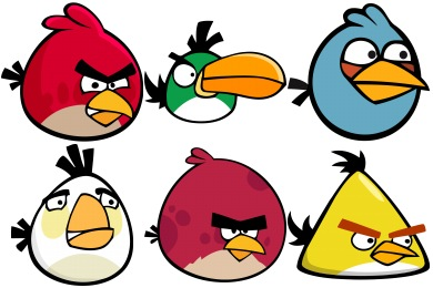 Free Iconset: Angry Birds Icons by femfoyou