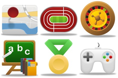 Free Iconset: Pretty Office 7 Icons by Custom Icon Design