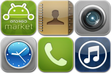 Free Iconset: nDroid Icons by kocco