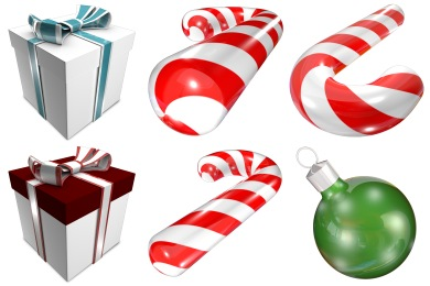 Free Iconset: Christmas Icons by Aroche