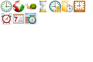 Free Iconset: Perfect Time Icons by Aha-Soft