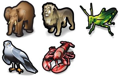 Free Iconset: Stroke Animals Icons by Iconshock