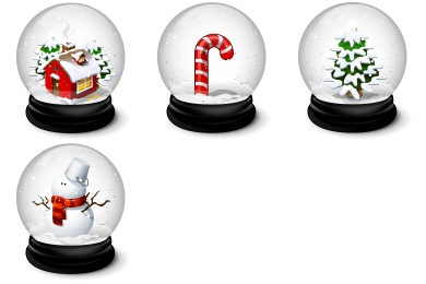 Free Iconset: My Christmas Icons by Harwen