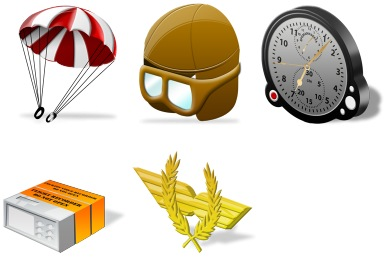 Free Iconset: Aviation Icons by Iconshock