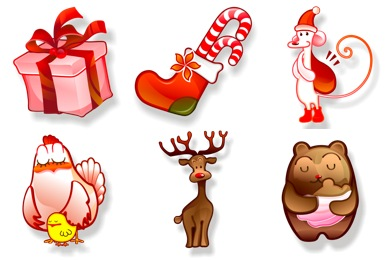 Free Iconset: Happy Xmas Icons by Chicho21net