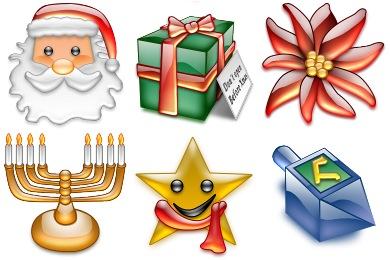 Free Icons: Iconset: Xtal Icons by Jairo Boudewyn | Christmas