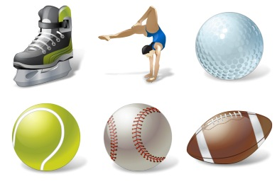Free Icons: Iconset: Sport Icons by Icons-Land | Sports