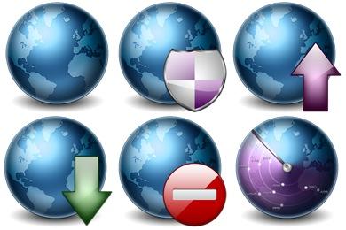 Free Iconset: Web Icons by Maximilian Novikov