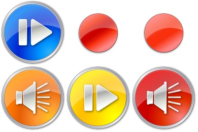 Iconset: Play Stop Pause Icons by Icons-Land