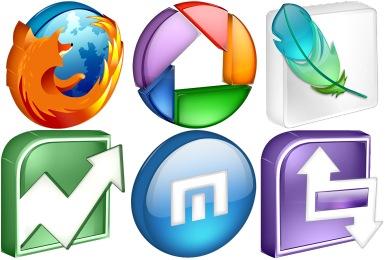 Free Iconset: SoftDimension Icons by Benjigarner