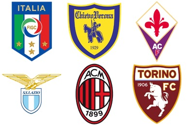 Free Iconset: Italian Football Club Icons by Giannis Zographos