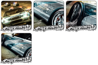 Free Iconset: NFS Most Wanted Icons by Th3 ProphetMan
