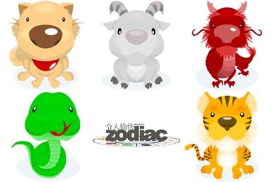 Free Iconset: Delightful Zodiac Icons by Troy Boy Design