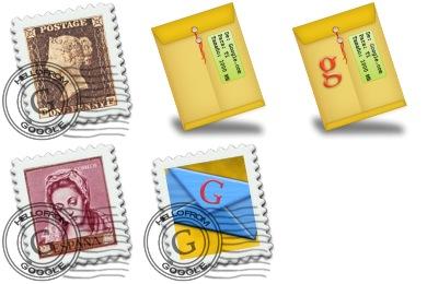 Free Iconset: Gmail Icons by Mayosoft