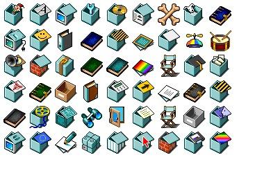 Free Iconset: Benno System Icons by Benno Meyer
