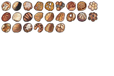 Free Iconset: Icon Market Bread Icons by Denise Bloch