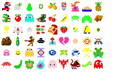 Free Icons: Iconset: Arcade Saturdays Icons by MadScienceLabs How | Games