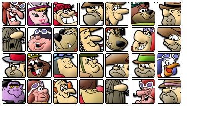 Free Iconset: Wacky Dastardly Icons by Enos R. Layuk