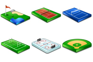 Free Iconset: Choose Your Sport Icons by TpdkDesign.net