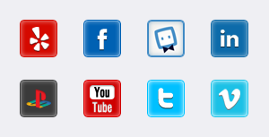Free Social and Web Icons v2