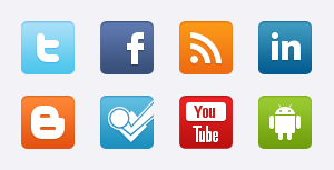 Free Icons: WPZOOM Social Networking Icon Set | David Ferreira