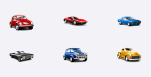 Free Icons: Classic cars | Cemagraphics